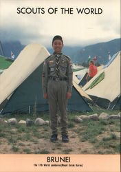 1991 Scouts of the World: Brunei
