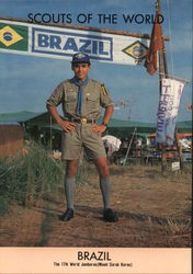 1991 Scouts of the World: Brazil