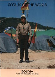 1991 Scouts of the World: Bolivia
