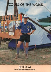 1991 Scouts of the World: Belgium