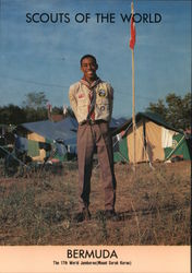 1991 Scouts of the World: Bermuda