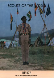 1991 Scouts of the World: Belize