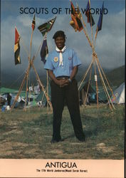 1991 Scouts of the World: Antigua