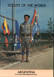 1991 Scouts of the World: Argentina