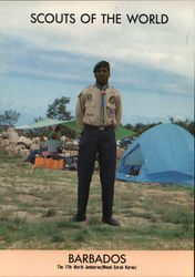 1991 Scouts of the World: Barbados