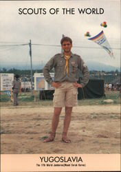 1991 Scouts of the World: Yugoslavia