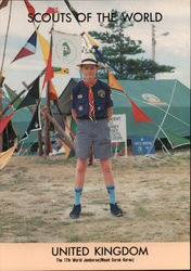 1991 Scouts of the World: United Kingdom