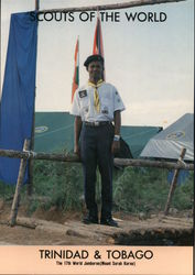1991 Scouts of the World: Trinidad & Tobago