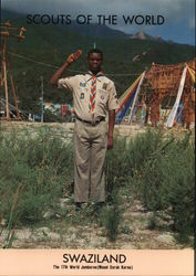 1991 Scouts of the World: Swaziland