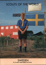 1991 Scouts of the World: Sweden