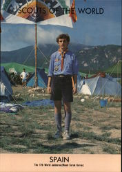 1991 Scouts of the World: Spain