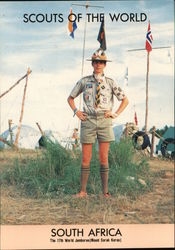 1991 Scouts of the World: South Africa