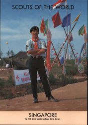 1991 Scouts of the World: Singapore
