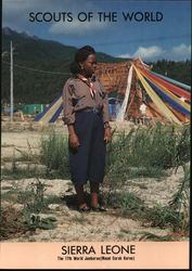 1991 Scouts of the World: Sierra Leone