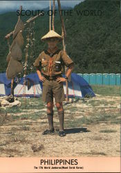 1991 Scouts of the World: Philippines
