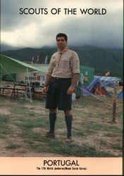 1991 Scouts of the World: Portugal