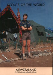 1991 Scouts of the World: New Zealand
