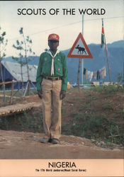 1991 Scouts of the World: Nigeria