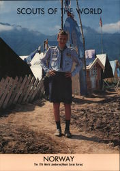 1991 Scouts of the World: Norway