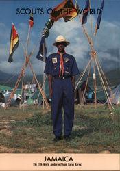 1991 Scouts of the World: Jamaica
