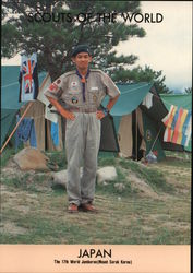 1991 Scouts of the World: Japan