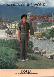 1991 Scouts of the World: Korea