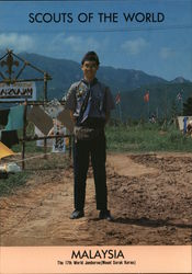 1991 Scouts of the World: Malaysia