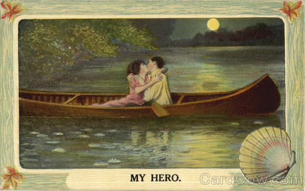 My Hero Romance & Love Canoes & Rowboats