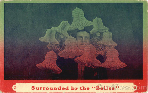 Sourrounded by the Belles Romance & Love
