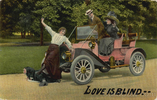 Love is Blind Romance & Love Cars