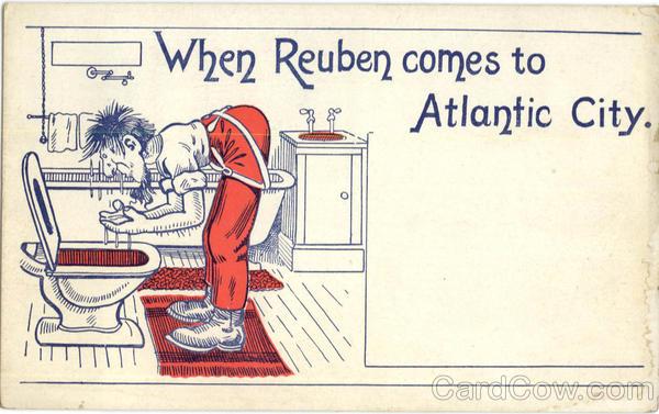 When Reuben comes to Atlantic City