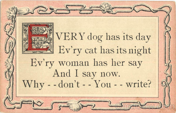Every dog has its day... Phrases & Sayings
