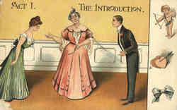 Act 1. The Introduction Postcard