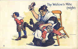 Spanking - The Widow's Mite (might)