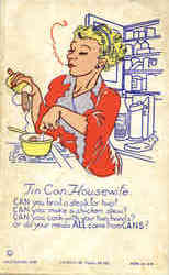 Tin Can Housewife