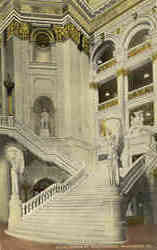 Grand Stairway, State Capitol
