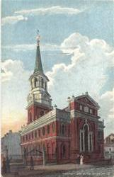 Christ Church, Second Street