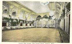 Grand Ball Room, The Copley-Plaza