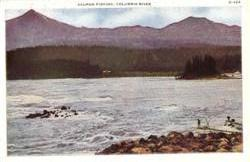 Salmon Fishing, Columbia River