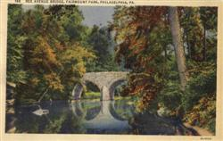 Rex Avenue Bridge, Fairmount Park