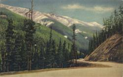 Western Slope, Berthoud Pass Highway
