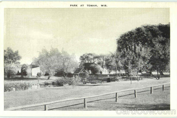 Park At Tomah Wisconsin