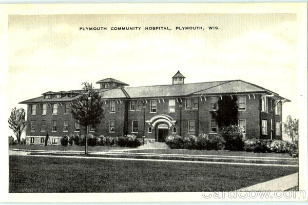 Plymouth Community Hospital Wisconsin