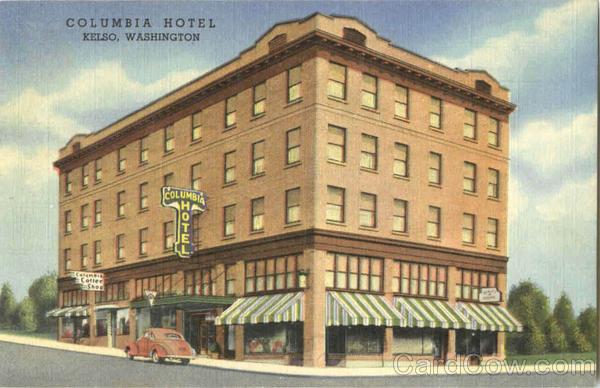 Columbia Hotel Kelso Wa