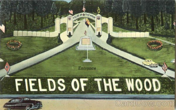 Main Entrance Fields Of The Wood Ducktown Tennessee