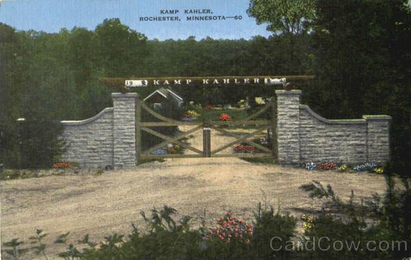 Kamp Kahler Rochester Minnesota