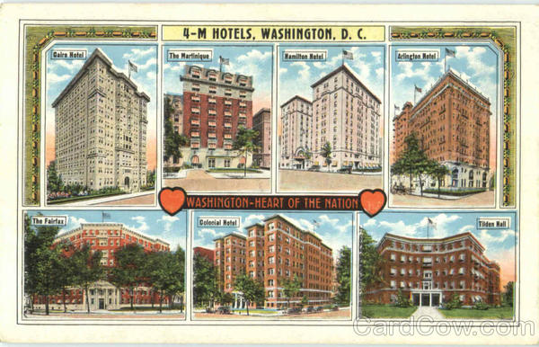 4-M Hotels Washington District of Columbia