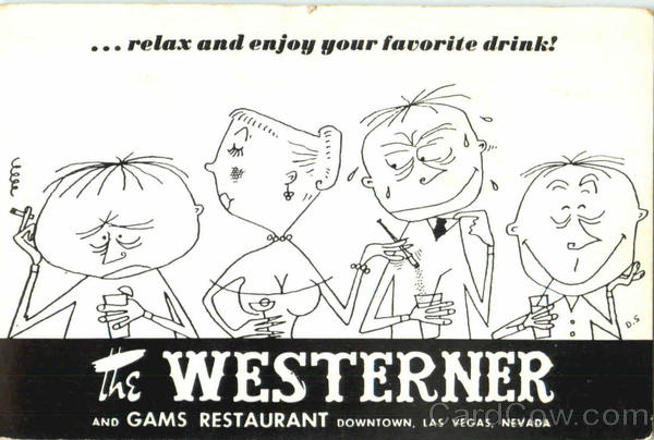 The Western And Games Restaurant Las Vegas Nevada