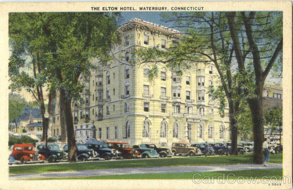 The Elton Hotel Waterbury Connecticut