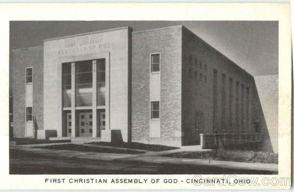 First Christian Assembly Of God Cincinnati Ohio